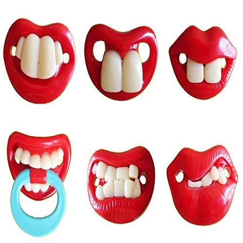 PriMI, divertido chupete silicona bebé, cuidado ortodoncia