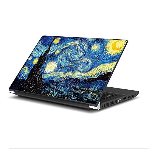 Loister oil painting Laptop skin for 14.1 inches laptop for all compatiable dell,Lenovo,HP,Acer,Samsung,Sony Laptop  available at amazon for Rs.179