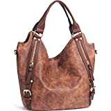 51iY0tCwESL. SL160  - BEST BUY #1 CASELAND Handbags for Women Fashion Tote Handbags PU Leather Women's Hobo Handbags Large Capacity Shoulder Handbags for Women (Coffee) Reviews and price compare uk