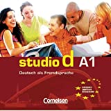 Studio D A1 2 CDs for Textbook
