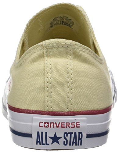 Converse Chuck Taylor All Star, Sneakers Unisex - Adulto Avorio (Natural White)