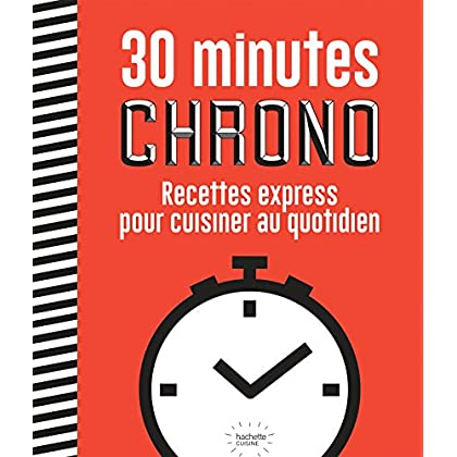 HS Grand Livre Fait Maison 30 minutes chrono