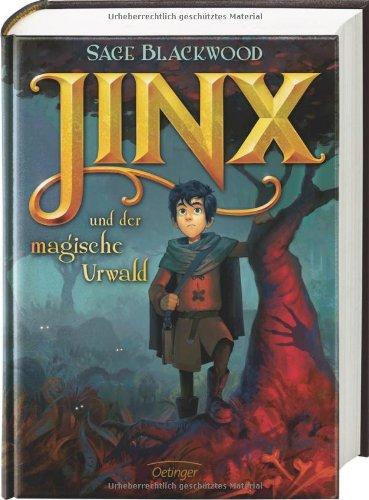 Buchseite und Rezensionen zu 'Jinx und der magische Urwald' von Sage Blackwood