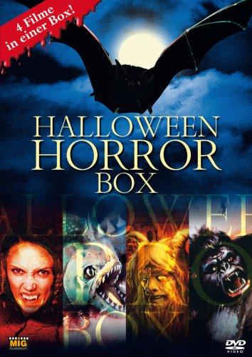 (4 Filme, 2 DVDs) (Halloween Fsk)