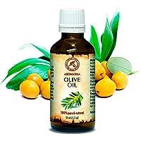 Olivenöl Kaltgepresst - Natürlich 50ml Glas - Spanien - Intensive Pflege Für Gesicht - Haare - Haut - Gut Mit... preisvergleich bei billige-tabletten.eu