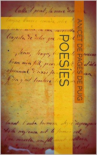 Poesíes: Inclou un manuscrit inèdit de l'autor (Catalan Edition)