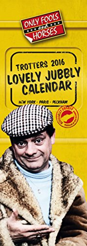 The Official Only Fools and Horses 2016 Slim Calendar (Slim Standard)
