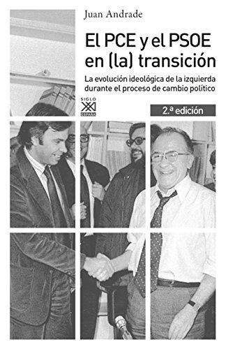 El PCE y el PSOE en (la) transición. La evolución ideológica de la izquierda durante el proceso de cambio político (Siglo XXI de España General nº 1156) por Juan Andrade
