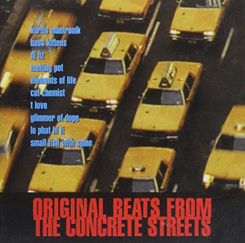 Original Beats from the Concrete Streets