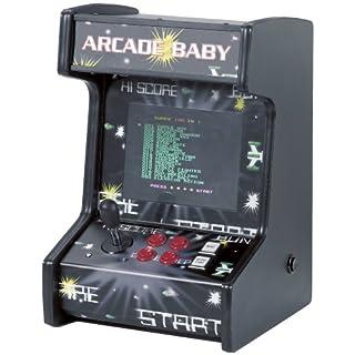 Mightymast Leisure Arcade BABY Table Top Multigames Arcade Machine