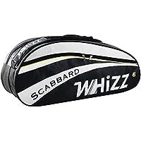 Whizz Badminton Squash Tennis Racket Bag Carry Case Large