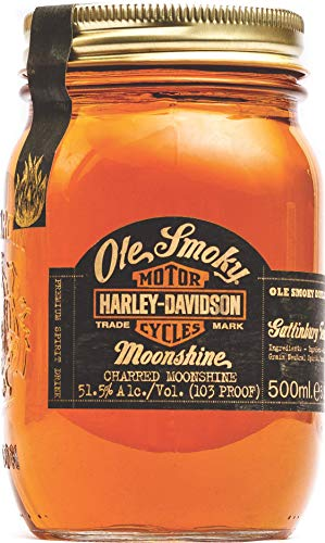 idson Charred Moonshine Whiskey (1 x 0.5 l) ()