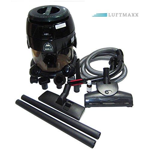Hyla NST Staubsauger mit Turbodüse Wasserstaubsauger Luft- und Raumreinigungssystem TOP inkl 1 x LUFTMAXX Duftöl