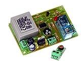 CEBEK - Detector De Luz Fotoeléctrico Con Salida A Relé 230V C.A. Con Ldr I-104