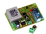 CEBEK-Rivelatore Di Luce Per Barriera Fotoelettrica Con Uscita A Relè 230 V Con C.A. Ldr I-104