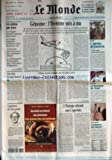 Telecharger Livres MONDE LE No 17237 du 27 06 2000 UN DOLLAR PAR JOUR GENOME L HOMME MIS A NU ENQUETE L APRES DESASTRES PARIS SANS POUMONS VERTS CRISE CHEZ LES JUGES FINANCIERS A SEOUL LA PAIX ECLATANTE ENTRE LES DEUX COREES PAR FRANCIS DERON EURO 2000 LE BONHEUR DE YOURI LIQUIDATEUR DE L ETAT PATRON PIERO GNUDI L EUROPE ATTEND SON COPERNIC PAR DANIEL VERNET PHOTOGRAPHIE COULEURS DU DESERT (PDF,EPUB,MOBI) gratuits en Francaise
