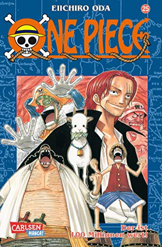 One Piece, Bd.25