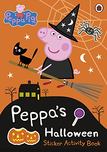 alloween Sticker Activity Book (Halloween Na Europa)