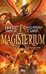 Magisterium, tome 5 : La Tour d'or par Black