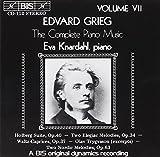 Grieg: Piano Music, Vol. 7