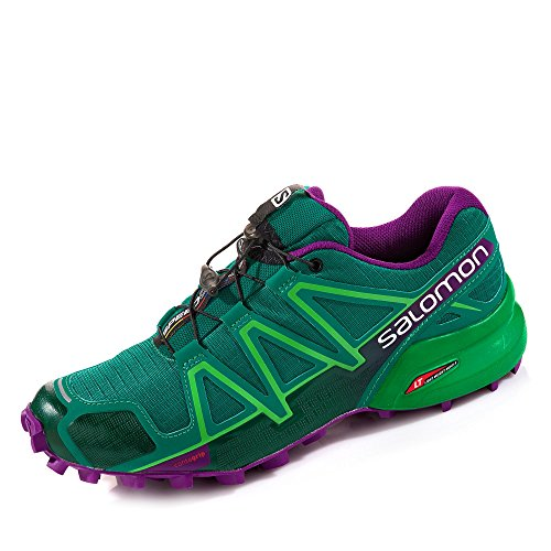 Salomon Speedcross 4 Women's Scarpe da Trail Corsa - 41.3