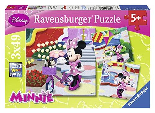 Ravensburger-09416-Hbsche-Minnie-Mouse