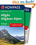 Allgäu - Allgäuer Alpen: Wanderführer...