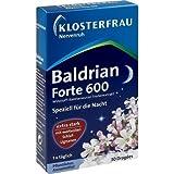 Nervenruh Baldrian Forte 600 30 stk