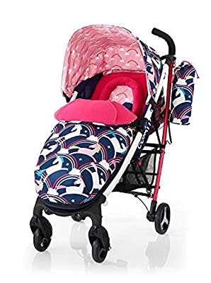 Cosatto Yo 2 Stroller (Magic Unicorns) by Cosatto
