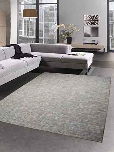 Carpetia Küchenteppich Indoor Teppich Outdoor Teppich beige Sand meliert beidseitig nutzbar Größe 80 x 250 cm -