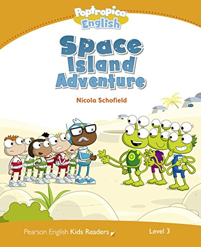 Space island. Con espansione online (Pearson English Kids Readers)
