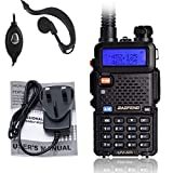 Baofeng UV 5R Professional Classic Rechargeable Walkie Talkie Two Way Radio LCD Display
