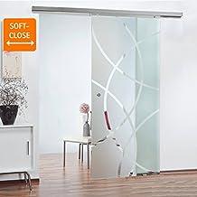 Zimmertüren glas satiniert  Suchergebnis auf Amazon.de für: innentüren glas