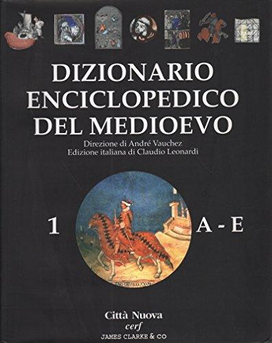 Dizionario enciclopedico del Medioevo (3 voll.)