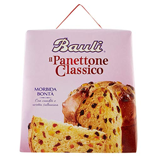 Bauli panettone tradizionale gr.1000