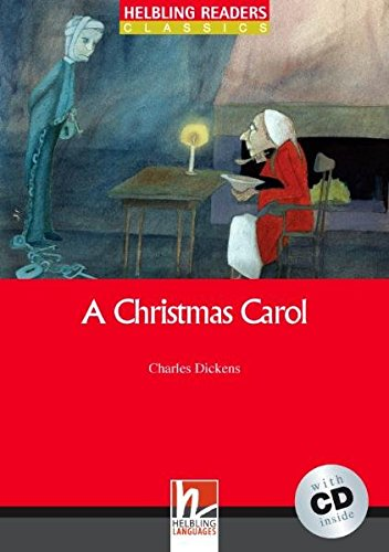 A Christmas Carol con audio CD. Helbling Readers Red Series Level 3. A2