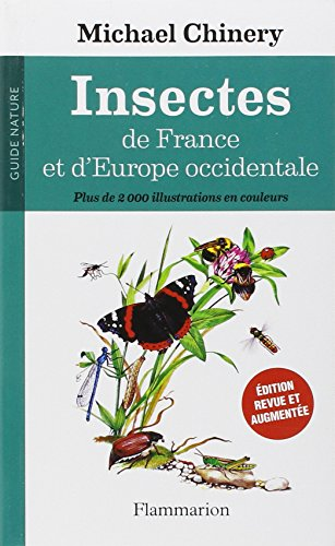 Insectes de France et d'Europe occidentale par Michael Chinery