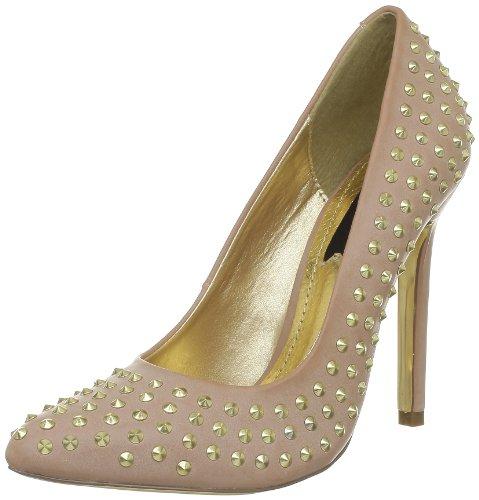 Blink BL 388-349C98 - Zapatos de tacón de material sintético mujer, color rosa, talla 40