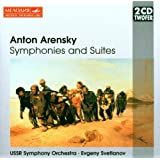Two CD Twofer - Arensky (Sinfonien und Suiten)