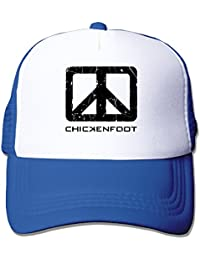 BWMEN CHICKENFOOT New Logo Mesh Cap Trucker Hat
