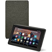 "Amazon Fire 7 Case (7"" Tablet, 7th Generation – 2017 release), Black"