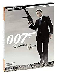 Quantum of Solace: The Game Official Strategy Guide (Brady Games) (Official Strategy Guides (Bradygames)) by BradyGames (2008-10-27)
