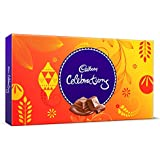 Cadbury Celebrations Assorted Chocolate Gift Pack, 145g- Pack of 4