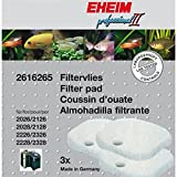 EHEIM EHEIM Aquarium Satz Filtervlies für 2026-2128 professionel II und 2226-2328 professionel 3Stück