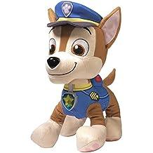 Patrulla Canina - Peluche Parlanchín Chase (Bizak 61921662)