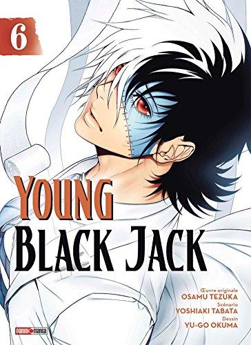 YOUNG JACK BLACK T06 par Yoshiaki Tabata