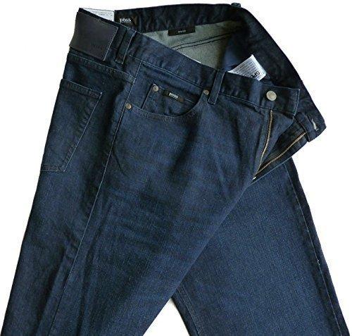 %% HUGO BOSS Stretch-Jeans W34/L34 ALABAMA1, Hose COMFORT FIT
