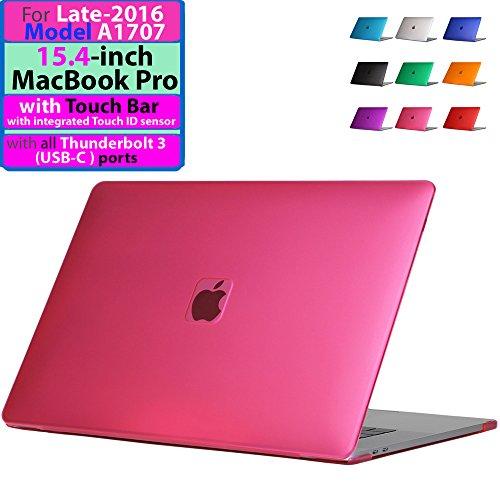 mCover Harte Schutzhülle für Neue 2016 15-Zoll-Modell A1707 MacBook Pro (mit 15,4