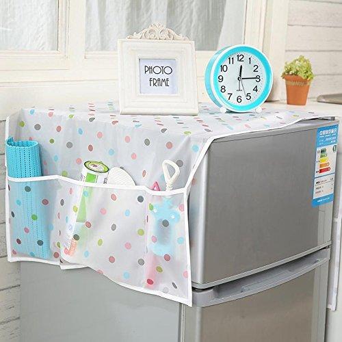 Surbhi Designer Fridge Cover for all type of fridge (Single & Double Door)