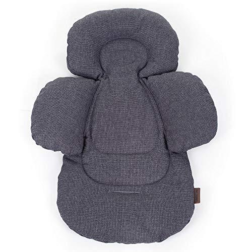 ABC Design Komfort Sitzeinlage - Diamond Special Edition - Asphalt